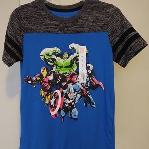 Marvel Active Tees (3)